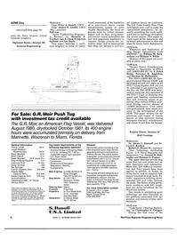 Maritime Reporter Magazine, page 52,  Apr 1984