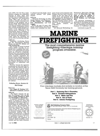 Maritime Reporter Magazine, page 53,  Apr 1984 Roger M. Nutting