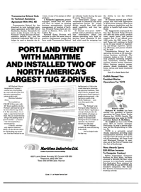 Maritime Reporter Magazine, page 4,  Apr 1984