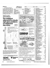 Maritime Reporter Magazine, page 58,  Apr 1984