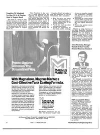 Maritime Reporter Magazine, page 60,  Apr 1984