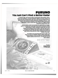 Maritime Reporter Magazine, page 61,  Apr 1984