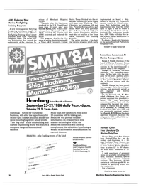Maritime Reporter Magazine, page 66,  Apr 1984 Gerald Babin