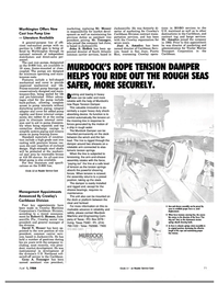 Maritime Reporter Magazine, page 67,  Apr 1984