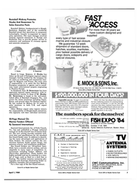 Maritime Reporter Magazine, page 5,  Apr 1984 Massachusetts