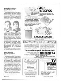 Maritime Reporter Magazine, page 5,  Apr 1984
