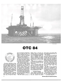 Maritime Reporter Magazine, page 68,  Apr 1984 Gulf of Mexico