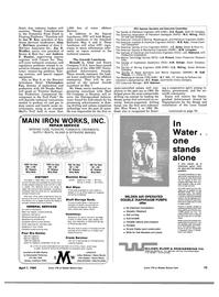 Maritime Reporter Magazine, page 71,  Apr 1984