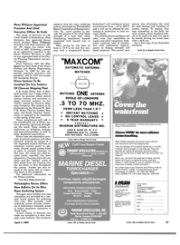 Maritime Reporter Magazine, page 77,  Apr 1984 Pennsylvania