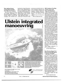 Maritime Reporter Magazine, page 78,  Apr 1984