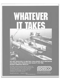 Maritime Reporter Magazine, page 81,  Apr 1984
