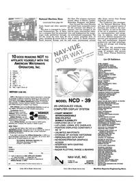 Maritime Reporter Magazine, page 84,  Apr 1984