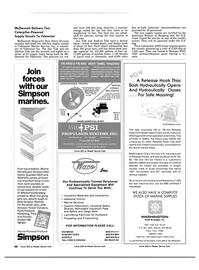 Maritime Reporter Magazine, page 86,  Apr 1984