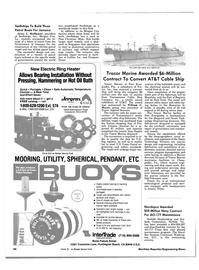 Maritime Reporter Magazine, page 92,  Apr 1984