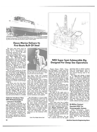 Maritime Reporter Magazine, page 8,  Apr 15, 1984 Department of Energy