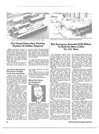 Maritime Reporter Magazine, page 12,  Apr 15, 1984 Michigan