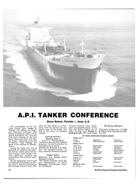 Maritime Reporter Magazine, page 14,  Apr 15, 1984 Bobby F. Hollingsworth