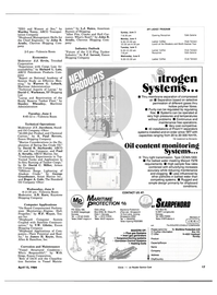Maritime Reporter Magazine, page 15,  Apr 15, 1984