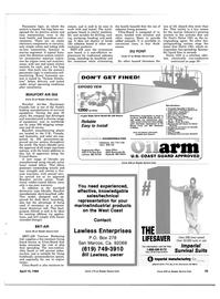 Maritime Reporter Magazine, page 23,  Apr 15, 1984 Washington