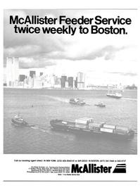 Maritime Reporter Magazine, page 1,  Apr 15, 1984