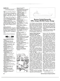 Maritime Reporter Magazine, page 34,  Apr 15, 1984 Connecticut
