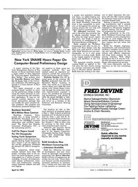 Maritime Reporter Magazine, page 37,  Apr 15, 1984
