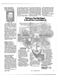 Maritime Reporter Magazine, page 3,  Apr 15, 1984 Virginia