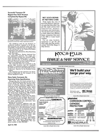 Maritime Reporter Magazine, page 5,  Apr 15, 1984