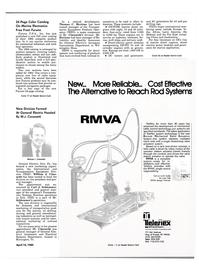 Maritime Reporter Magazine, page 7,  Apr 15, 1984