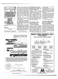 Maritime Reporter Magazine, page 8,  May 1984