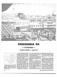 Maritime Reporter Magazine, page 14,  May 1984 Eugenides Foundation