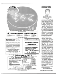 Maritime Reporter Magazine, page 20,  May 1984