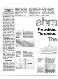 Maritime Reporter Magazine, page 26,  May 1984