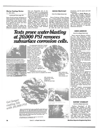 Maritime Reporter Magazine, page 34,  May 1984