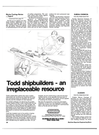 Maritime Reporter Magazine, page 36,  May 1984
