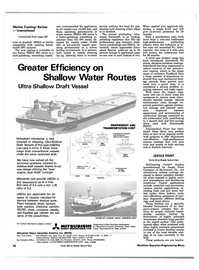 Maritime Reporter Magazine, page 38,  May 1984