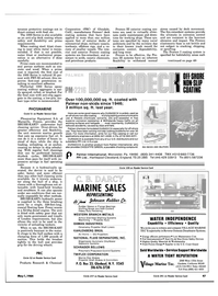 Maritime Reporter Magazine, page 43,  May 1984