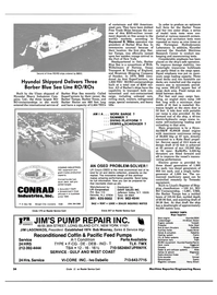 Maritime Reporter Magazine, page 50,  May 1984