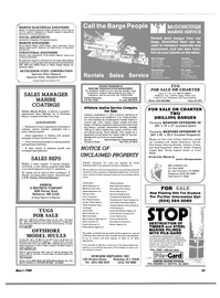 Maritime Reporter Magazine, page 55,  May 1984