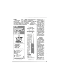 Maritime Reporter Magazine, page 34,  May 15, 1984 Riva TrigosoD