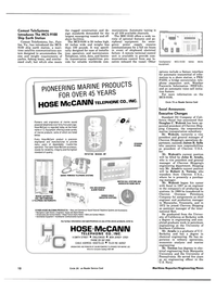 Maritime Reporter Magazine, page 10,  Jul 1984 Southern California