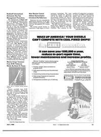 Maritime Reporter Magazine, page 11,  Jul 1984 Tensor