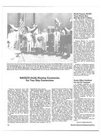Maritime Reporter Magazine, page 12,  Jul 1984 Delaware