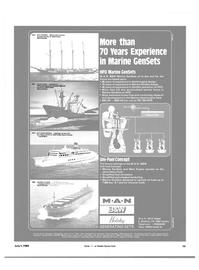 Maritime Reporter Magazine, page 13,  Jul 1984 DANA REGINA