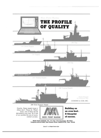 Maritime Reporter Magazine, page 2nd Cover,  Jul 1984