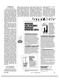 Maritime Reporter Magazine, page 19,  Jul 1984 Colt