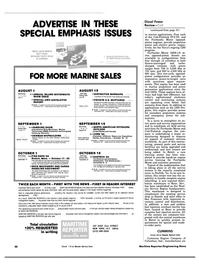 Maritime Reporter Magazine, page 20,  Jul 1984 Nova Scotia