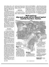 Maritime Reporter Magazine, page 29,  Jul 1984 Allison