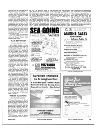 Maritime Reporter Magazine, page 31,  Jul 1984 Made