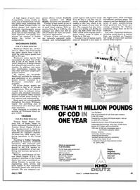 Maritime Reporter Magazine, page 39,  Jul 1984 Shuji Honda